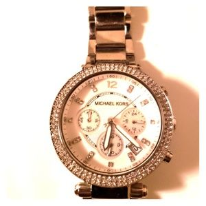 Michael Kors Watch Women Pre- Owned